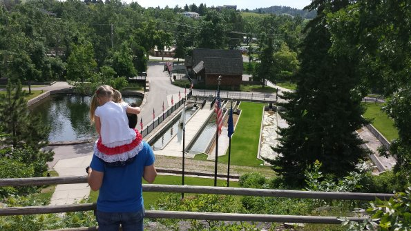family vacation tips for mount rushmore south dakota