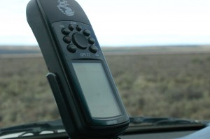 GPS Geocaching